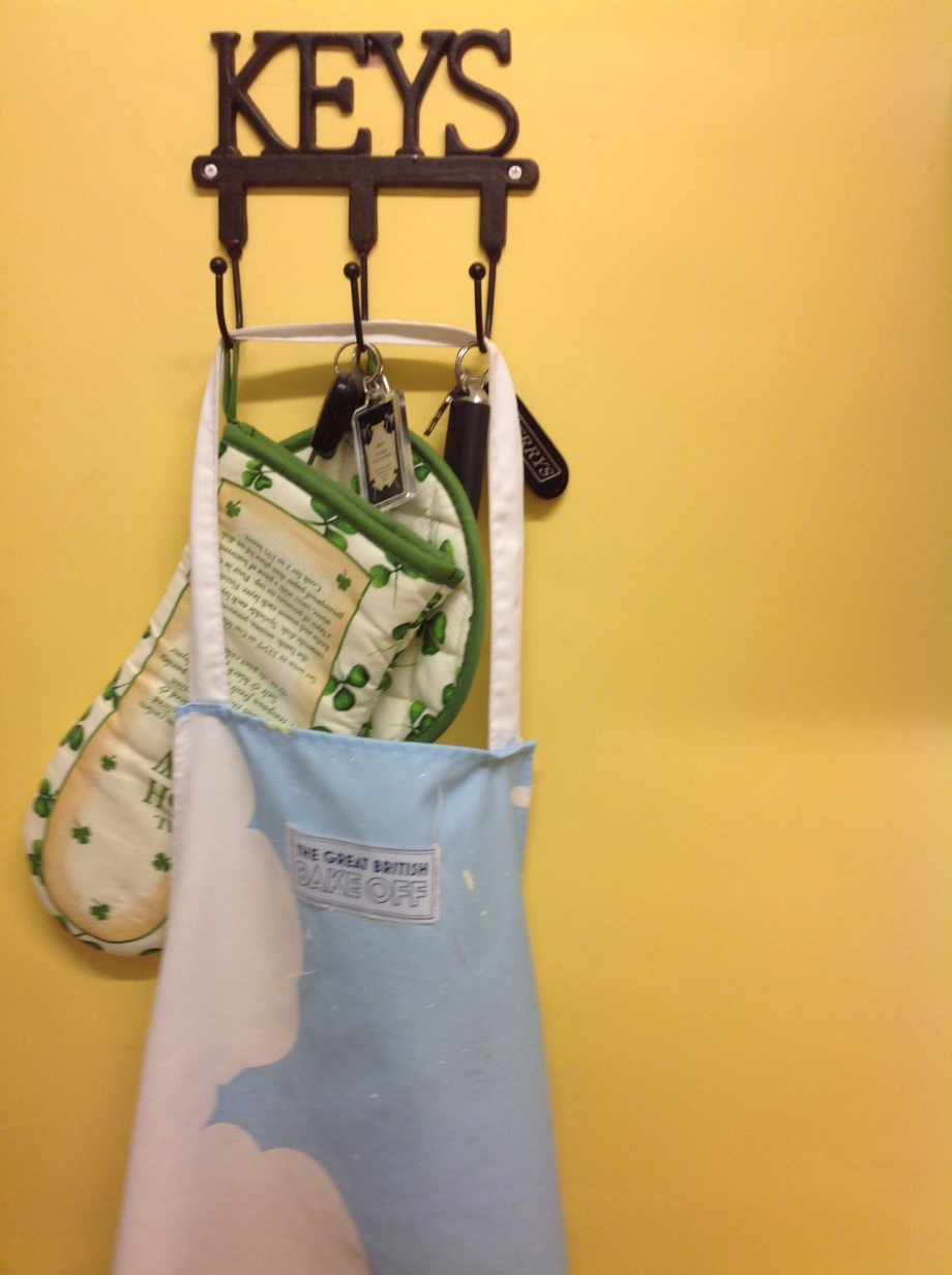 bake off apron