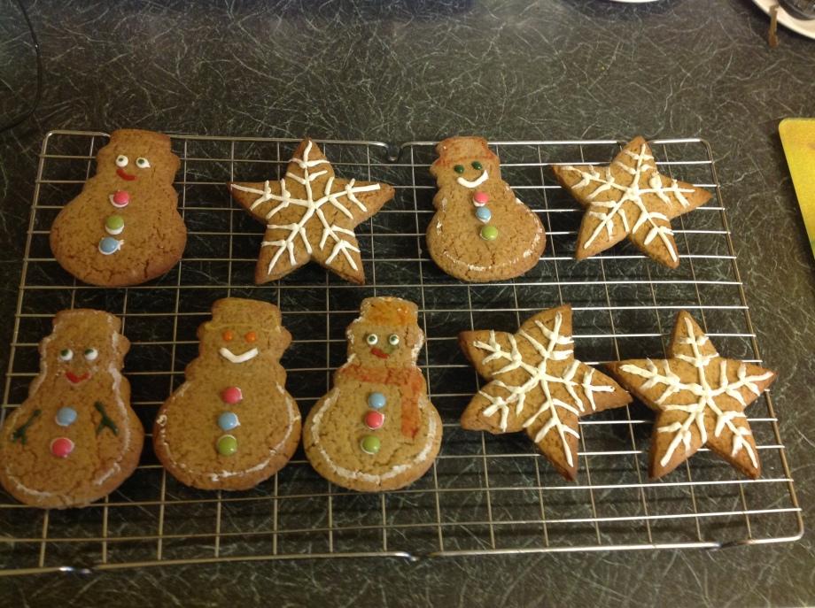 iced cookies 2