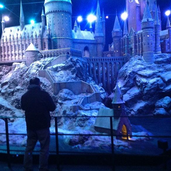 hogwarts-model