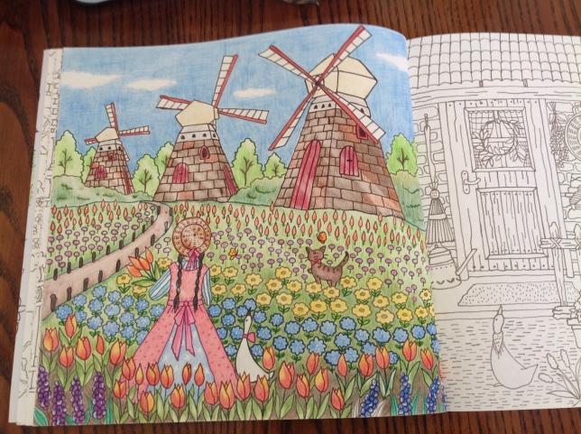 RC windmills