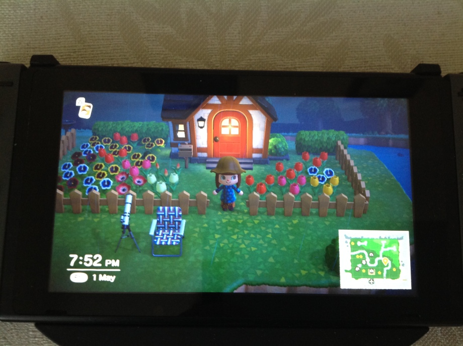 animal crossing house 1