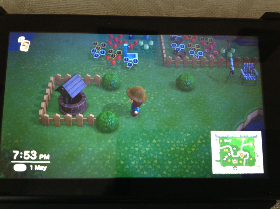 animal crossing house 2